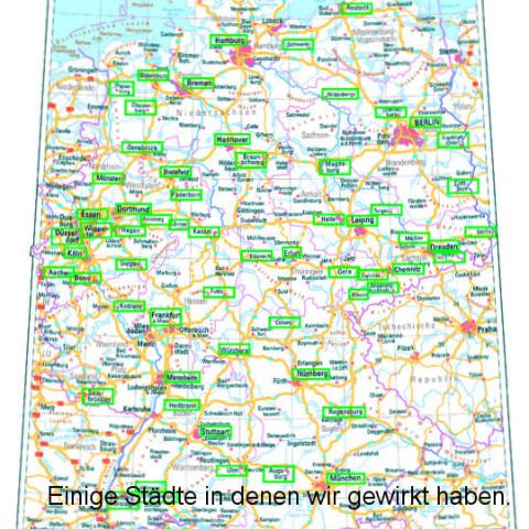 Aufträge in Deutschland