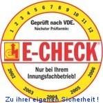 Prüfung nach VDE 0100